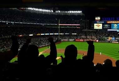 Estadio MLB. AFP