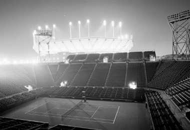 Sede del US Open. AFP