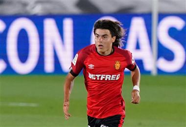 Luka Romero | Twitter Mallorca.