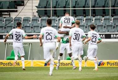 Facebook Borussia Mönchengladbach.
