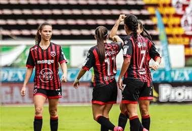 Twitter Liga Deportiva Alajuelense.