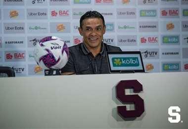 Walter Centeno | Facebook Deportivo Saprissa.