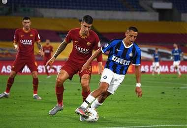 Alexis Sánchez | Facebook Inter.