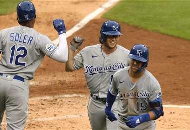 Royals de Kansas City. AFP