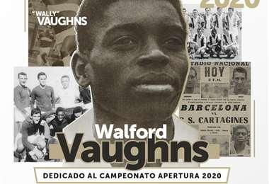 Wally Vaughns