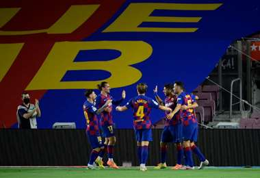 FC Barcelona | AFP.