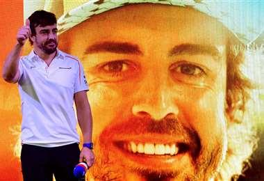 Fernando Alonso | AFP.