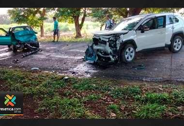 Imagen cortesía: Accidentes de Costa Rica.Net