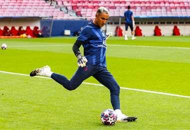 Keylor Navas | Facebook UEFA Champions League