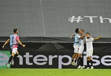 Sevilla. AFP
