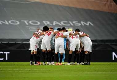 Facebook Sevilla FC.
