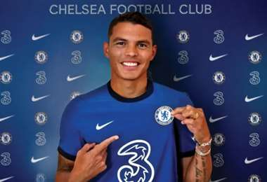 Thiago Silva | Facebook Chelsea FC.