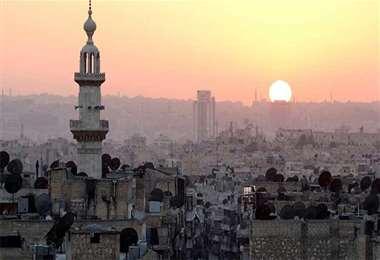 Damasco, capital de Siria.
