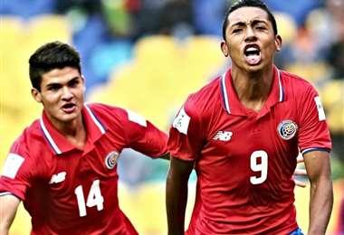 Andy Reyes Selección