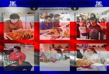 olimpiada de ajedrez