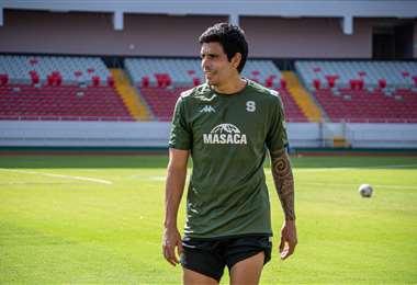 Johnny Acosta | Facebook Deportivo Saprissa.