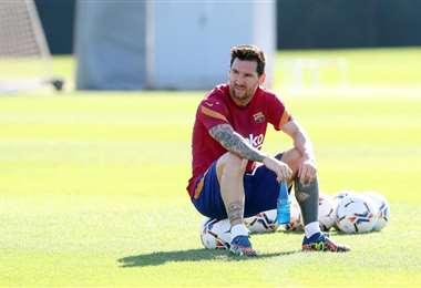 Lionel Messi | FCBarcelona.com