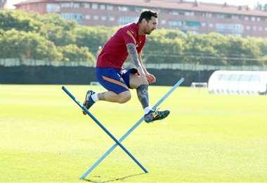 Lionel Messi   FCBarcelona.com