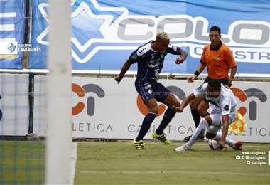 Prensa Cartaginés y Limón FC