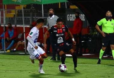 Liga-Santos. LDA