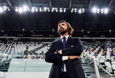 Andrea Pirlo | Facebook Juventus.