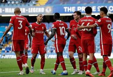 Twitter Liverpool FC.