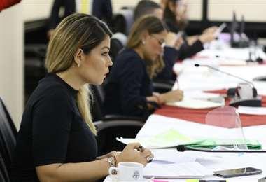 Franggi Nicolás. Cortesía prensa Asamblea Legislativa