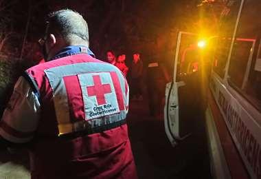 Galería: Rescate Cruz Roja