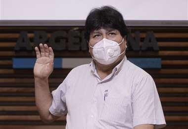 Evo Morales, AFP