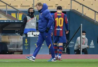 Lionel Messi | AFP.