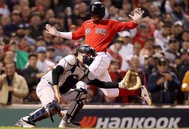 Red Sox. AFP