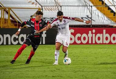 Prensa Deportivo Saprissa.