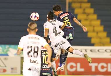 Prensa Club Sport Herediano.