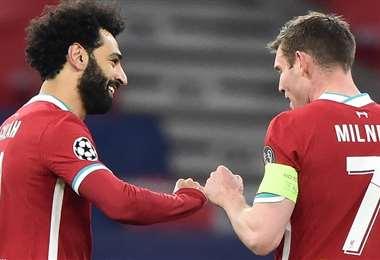 Liverpool. AFP