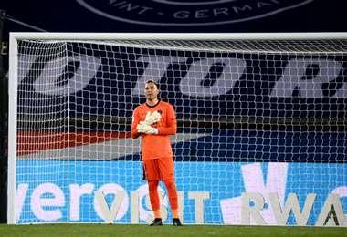PSG-Nantes. AFP