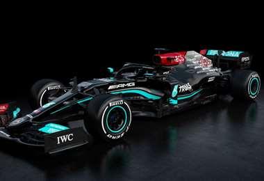 Merdeces F1. AFP