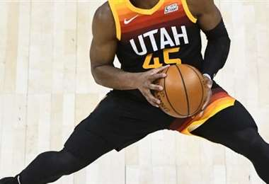 Utah Jazz. AFP