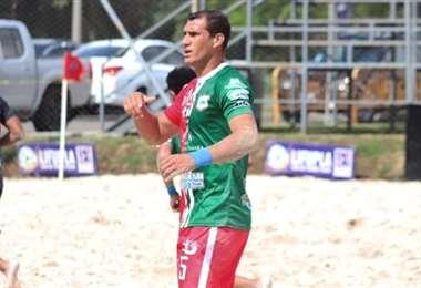 Greivin Pacheco. Lifupla