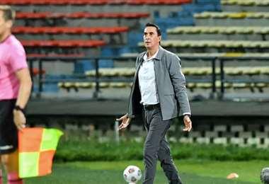 Alexandre Guimaraes. AFP