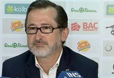 Juan Carlos Rojas.