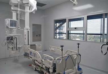 Fotos: Hospital México