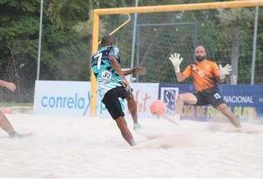 Prensa Fútbol Playa