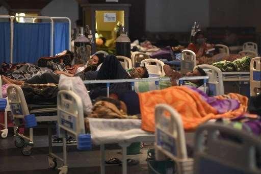 EEUU envía ayuda de emergencia a India para luchar contra la pandemia