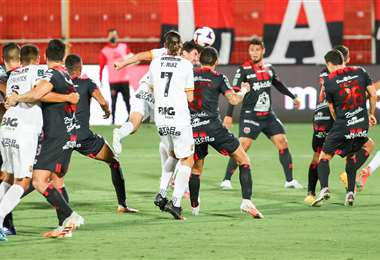 Alajuelense-Herediano. LDA