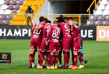 Cortesía  Saprissa