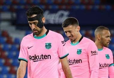 Barcelona. AFP
