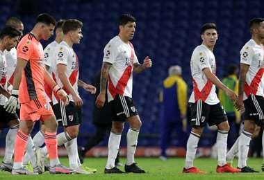 River Plate. AFP