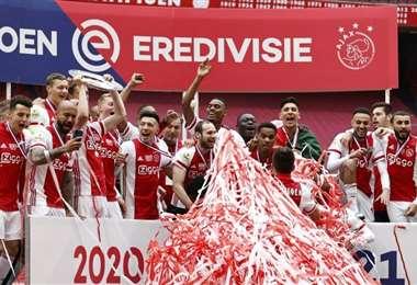 Ajax. AFP