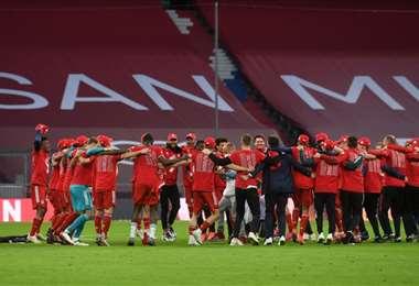 Bayern Munich. AFP