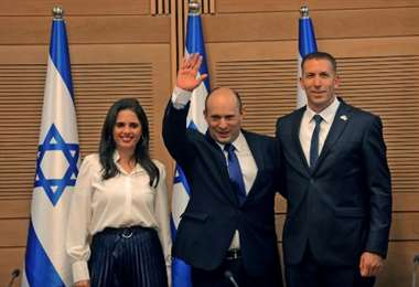 Naftali Bennett, primer ministro de Israel